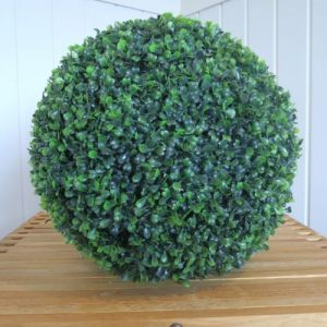 Small Boxwood Ball