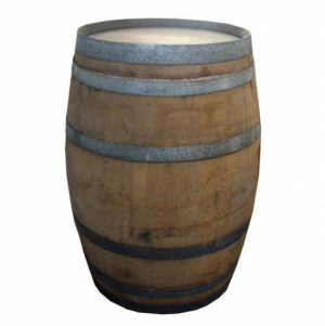 Wine-Barrel-Bar-Table