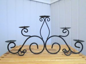 5 Prong Headtable Candelabra