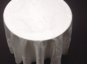 Cake Table Cloth Linen