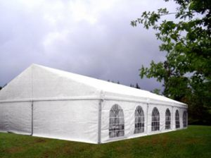 10x15 Marquee with Georgians