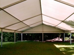 Marquees and Flooring